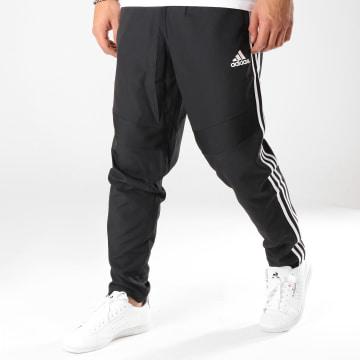 Pantalon Jogging Tiro 19 D95951 Noir Blanc