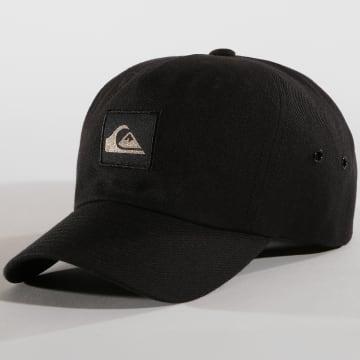 Quiksilver - Casquette Snapback AQYHA04373 Noir
