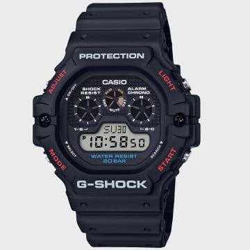 G-Shock - Montre G-Shock DW-5900-1ER Noir