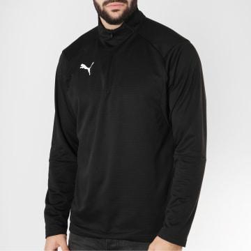 Puma - Veste Col Zippé Liga Training 655606 Noir