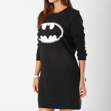 DC Comics - Robe Logo Noir