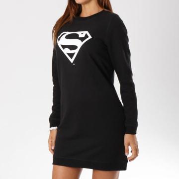 DC Comics - Robe Femme Logo Noir