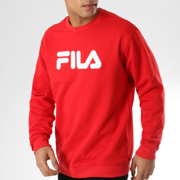 Sweat Crewneck Pure 681091 Rouge