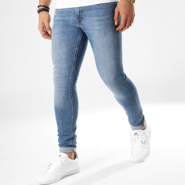 Jack And Jones - Jean Super Skinny Fit Tom Original Bleu Denim