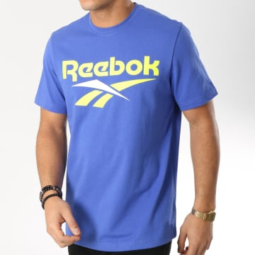 Reebok - Tee Shirt Classic V DX3817 Bleu Roi