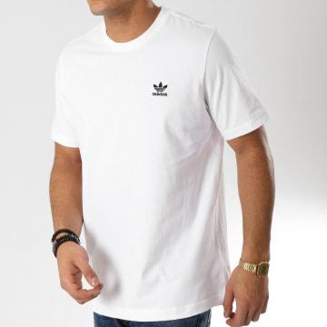 adidas - Tee Shirt Essential DV1576 Blanc