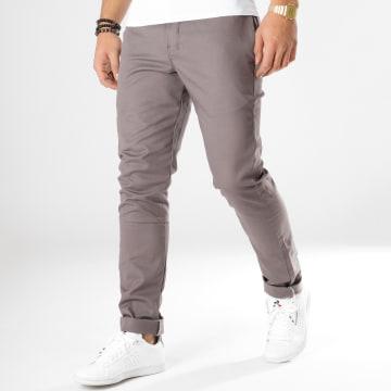 Pantalon Chino Twill Work Gris