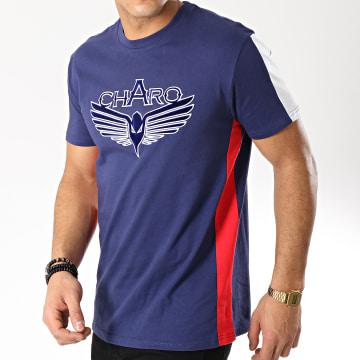 Tee Shirt Division Bleu Marine