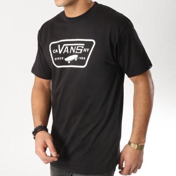 Vans - Tee Shirt Full Patch Noir