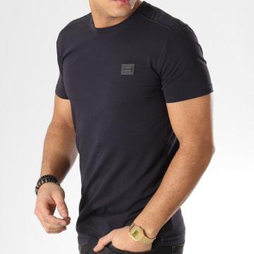Tee Shirt MMKS01417 Bleu Marine