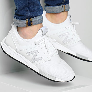New Balance - Baskets Lifestyle 247 698181-60 White
