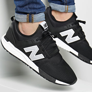 New Balance - Baskets Lifestyle 247 698181-60 Black