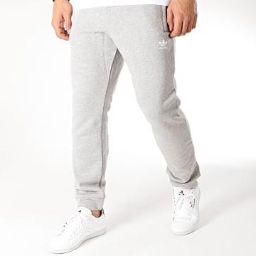 Adidas Originals - Pantalon Jogging Trefoil DV1540 Gris Chiné