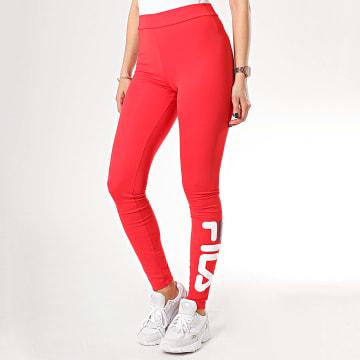 Fila - Legging Femme Flex 2 681826 Rouge