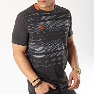 Umbro - Tee Shirt Cot 695960-60 Gris Anthracite