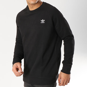 Sweat Crewneck Essential DV1600 Noir