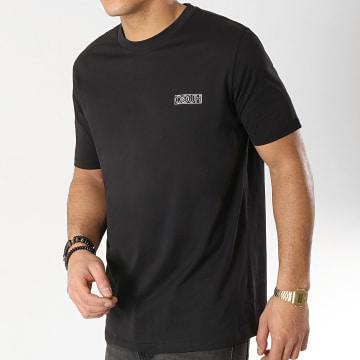 HUGO by Hugo Boss - Tee Shirt Reverse Logo Durned 50406746 Noir