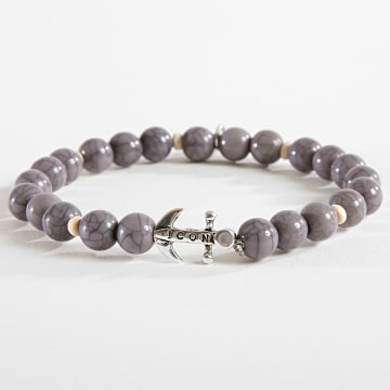 Bracelet Anchorage Gris