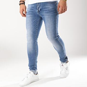 Jean Skinny 66032 Bleu Denim