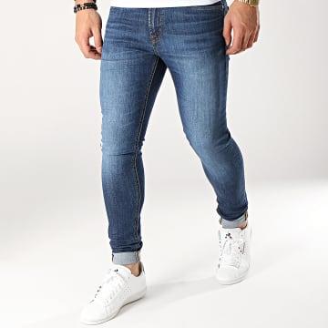 Jean Skinny Tom Original Bleu Brut