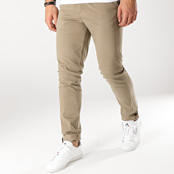 Jack And Jones - Pantalon Chino Marco Bowie Beige