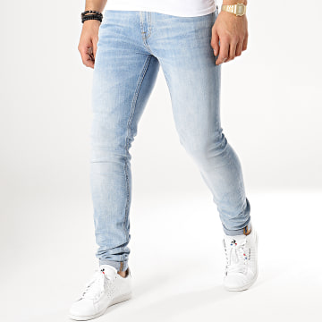 Jack And Jones - Jean Skinny Liam Original Bleu Wash