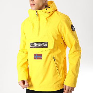 Napapijri - Veste Outdoor Rainforest N0YIJN Jaune