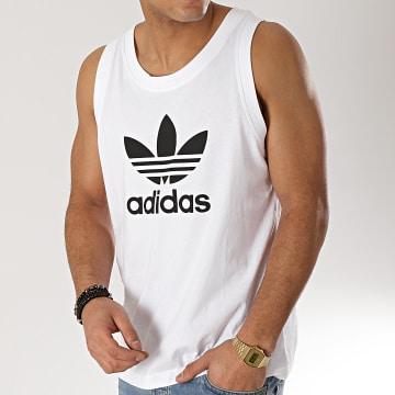 Adidas Originals - Débardeur Trefoil DV1508 Blanc