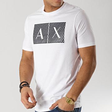 Tee Shirt 8NZTCK-Z8H4Z Blanc