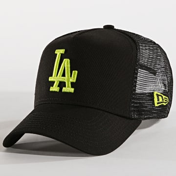 New Era - Casquette Trucker Los Angeles Dodgers 11871469 Noir