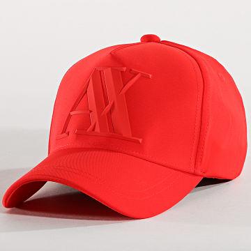 Armani Exchange - Casquette 954079-CC518 Rouge