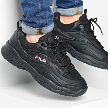 Fila - Baskets Ray Low 1010561 12V Black