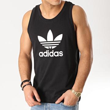 Adidas Originals - Débardeur Trefoil DV1509 Noir