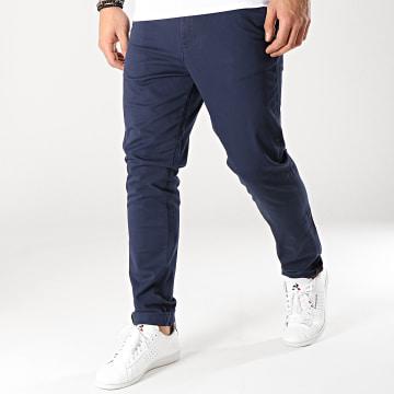 Jack And Jones - Pantalon Chino Marco Bleu Marine