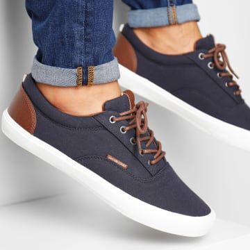 Jack And Jones - Baskets Vision Classic 12150498 Navy