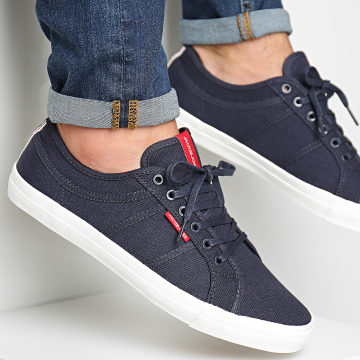 Jack And Jones - Baskets Ross Canvas 12150427 Navy