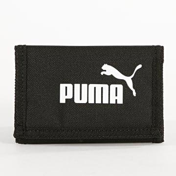 Puma - Portefeuille Phase 075617 Noir