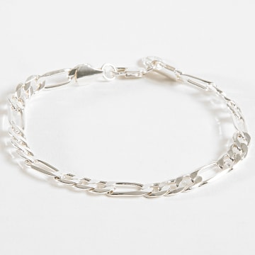 Chained And Able - Bracelet Royal Figaro OE024 Argenté