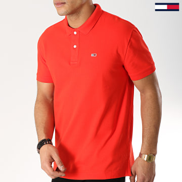 Polo Manches Courtes Classics Solid 6112 Rouge