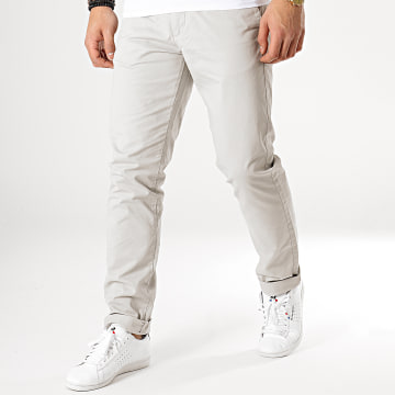 Celio - Pantalon Chino Nobelt1 Beige