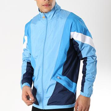 Coupe-Vent Gerra SHA06349 Bleu Clair Bleu Marine