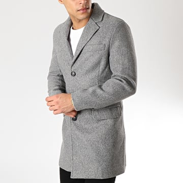 Manteau 1210 Gris Chiné