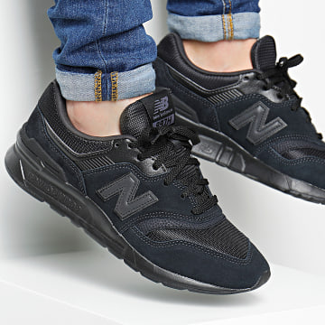 Baskets 997H 714401-60 Black