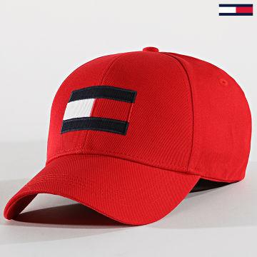 Casquette Big Flag AM0AM04508 Rouge