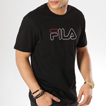 Fila - Tee Shirt Paul 687137 Noir