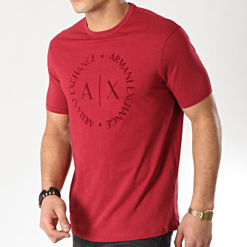Tee Shirt 8NZTCD-Z8H4Z Bordeaux