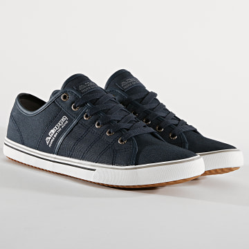 Baskets Logo Calexi 8 304NF00 900 Marine Grey