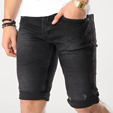 Short Jean 2810 Noir
