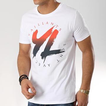 YL - Tee Shirt Logo Blanc