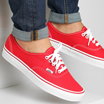 Vans - Baskets Authentic EE3RED1 Red